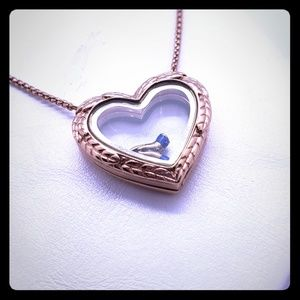 Beautiful Heart Locket